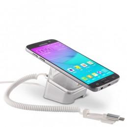 Soporte con Alarma Antirrobo para Smartphones Android