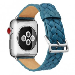 Apple Watch Embossed Leather Watch Strap