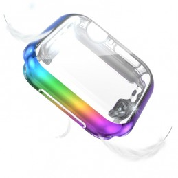 Gradient color protective case for Apple Watch 5 and 4 44mm