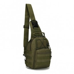Outdoor Multipurpose 600D Unisex Military Backpack Camping Hiking Hunting Camouflage